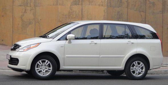 Descuentos de 3.970 euros en el Tata Aria 4×4
