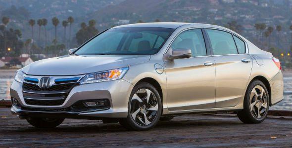 Honda lanza los nuevos Accord híbrido e híbrido enchufable