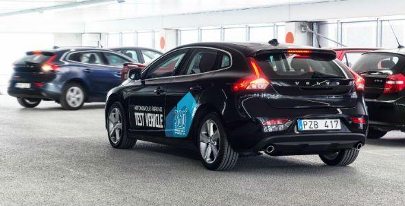 Volvo Autonomous Parking: aparcar ya no será un problema
