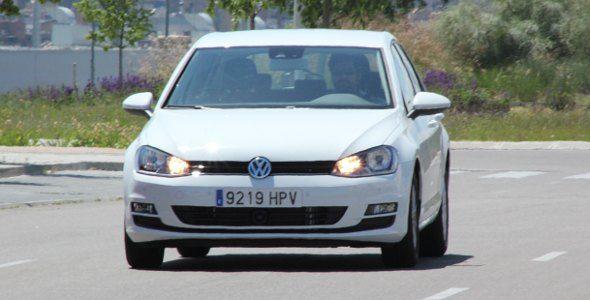 Volkswagen Golf 1.6 TDI 105 CV 2013: a prueba