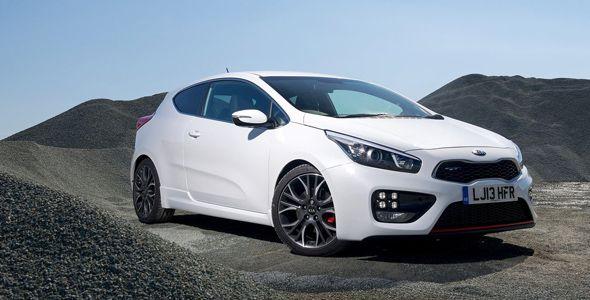 Kia pro_cee'd GT: en septiembre por 28.650 euros
