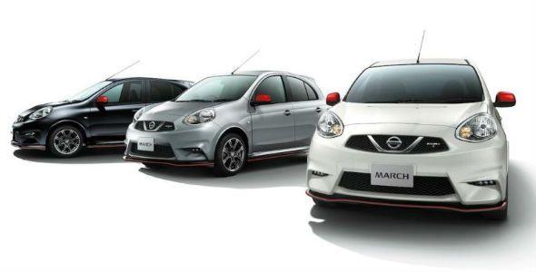 Nissan Micra Nismo: el juguete japonés