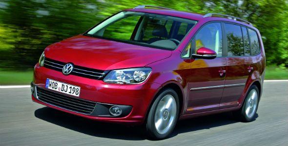 Volkswagen Touran, ahora con motor TSI de 1,2 litros y nuevo equipamiento