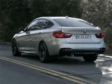 El BMW Serie 3 Gran Turismo, en vídeo