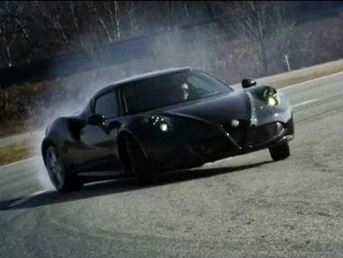 Así se fabrica el Alfa Romeo 4C