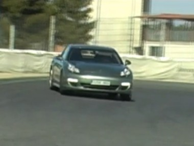 Vídeo prueba: Porsche Panamera Diésel