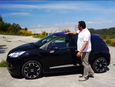 Citroën DS3 Cabrio eHDi 92 CMP, la prueba en vídeo