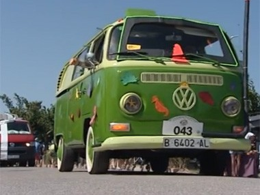 Vídeo: Furgo Volkswagen 2013