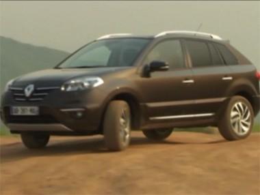 El nuevo Renault Koleos 2013 en vídeo