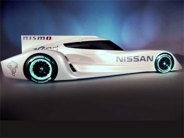 El Nissan ZEOD RC en vídeo
