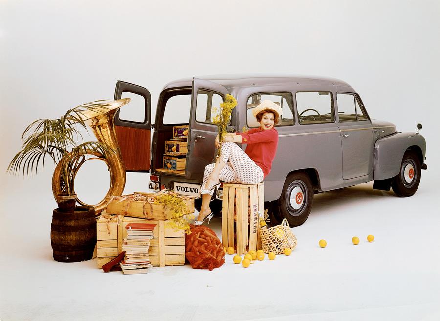 60 aniversario Volvo Duett Sation Wagon