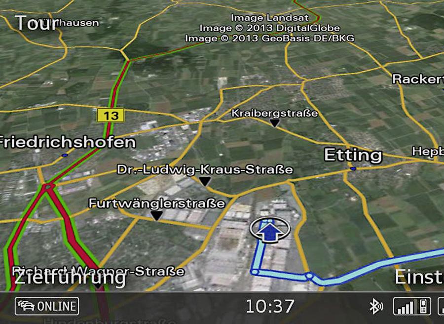 Audi S3 Sportback LTE