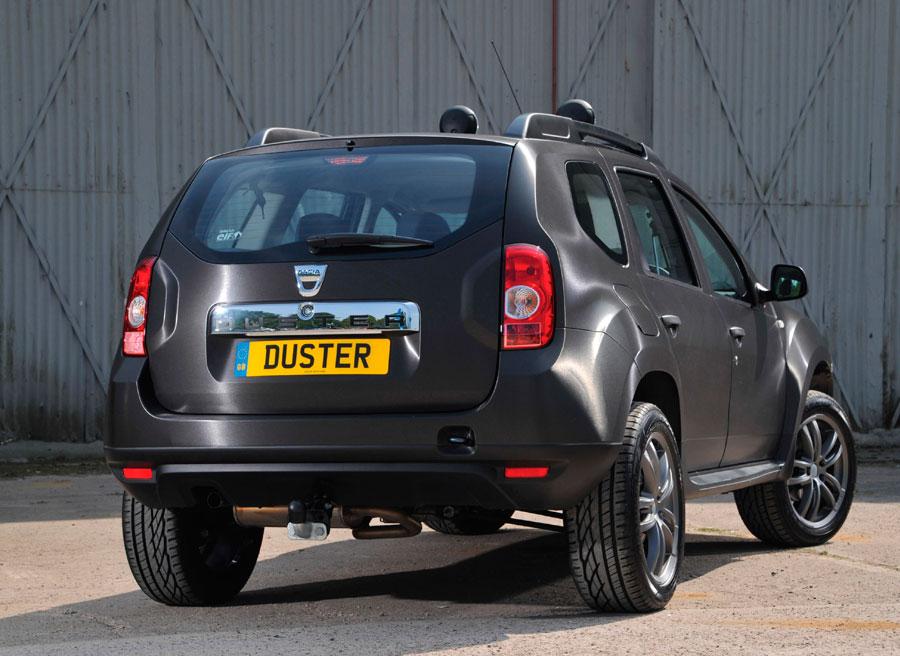 Dacia Duster Black Edition 2013