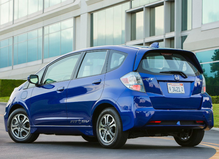 En Japón, el Honda Jazz es conocido como Honda Fit.