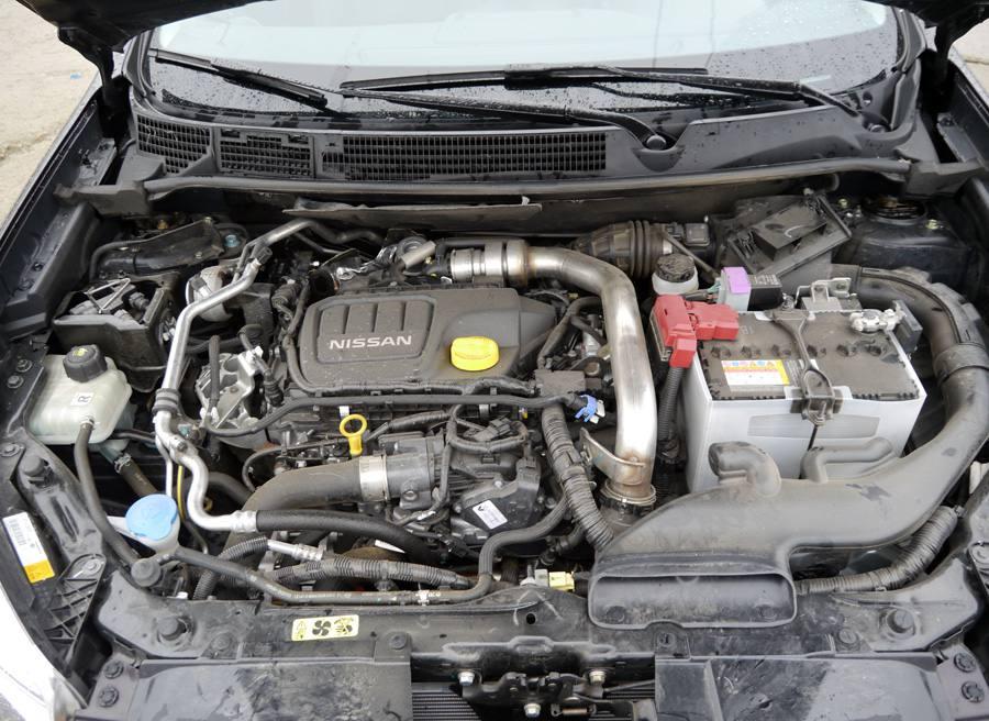 Prueba Nissan Qashqai 4WD dci 130 CV, motor, Rubén Fidalgo