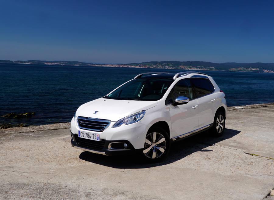 Prueba comparativa Peugeot 2008 Allure e-HDi 115 CV, Bueu, Rubén Fidalgo