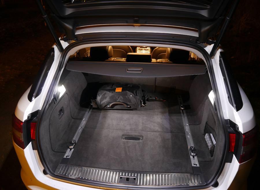 Prueba Jaguar XF Sbrake 3.0 V6 diesel 240 CV, interior, Rubén Fidalgo