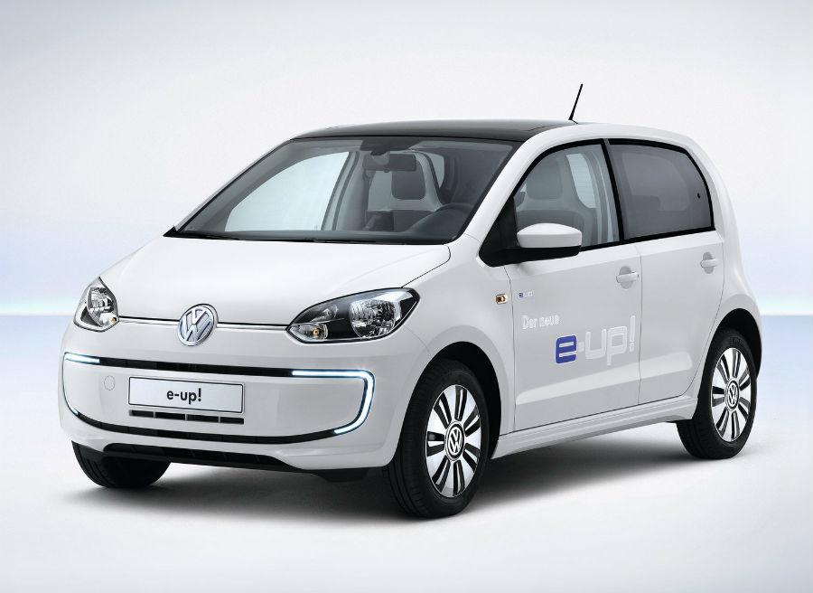 El Volkswagen e-Up! tiene un motor de 82 CV.