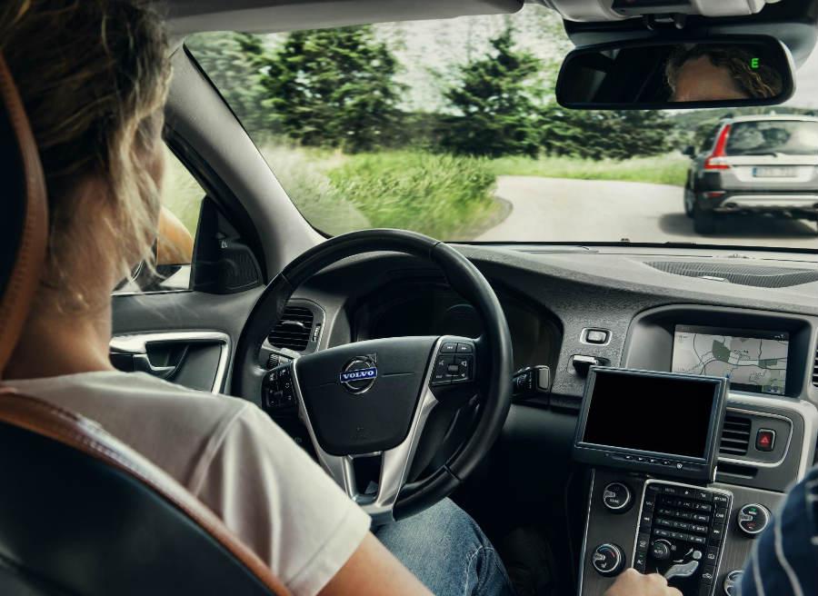 El sistema de detección de peatones ya se prueba en otros modelos de Volvo, como se puede ver en las imágenes que acompañan a este texto.