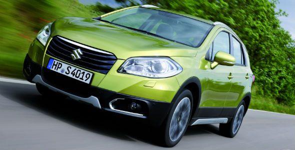 Suzuki SX4 S-Cross 2014: ya a la venta en España