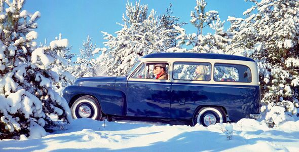 El Volvo Duett celebra su 60 aniversario