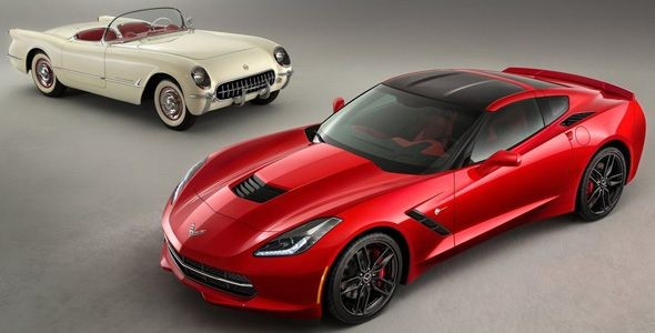 Chevrolet Corvette: un icono con 60 años