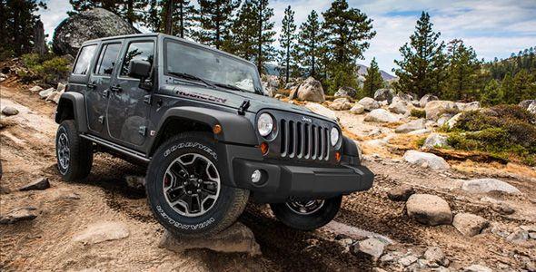 Jeep Wrangler Rubicon: 40 unidades limitadas para celebrar diez años