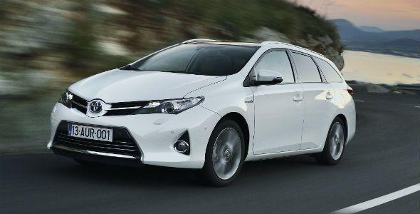 Toyota Auris Touring Sports 2013: nos ponemos al volante