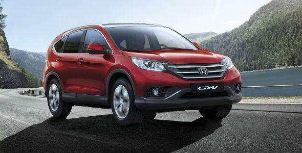 Honda lanza una oferta especial para el CR-V