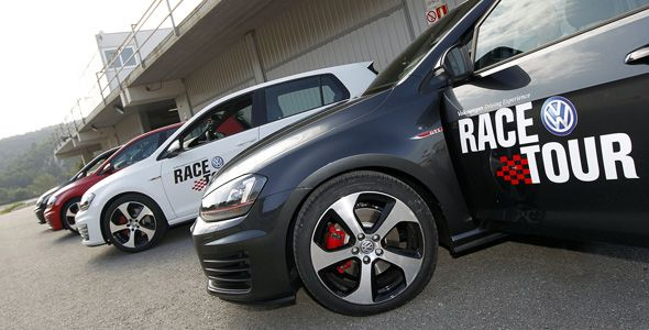 Volkswagen Race Tour 2013: probamos la gama
