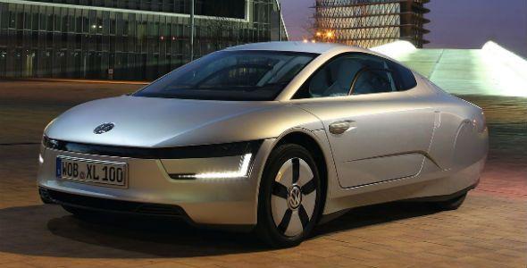 Volkswagen, presente en el E-Car Rally de Silvretta