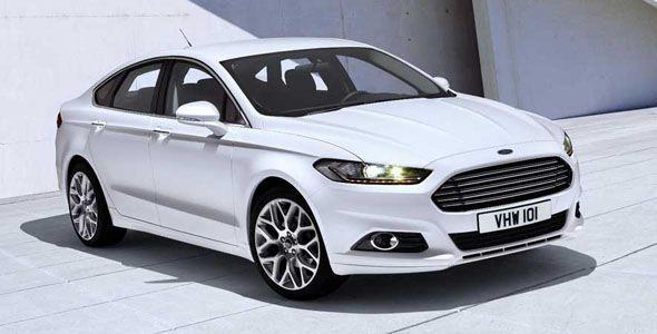 El nuevo Ford Mondeo se fabricará en Almussafes en septiembre de 2014