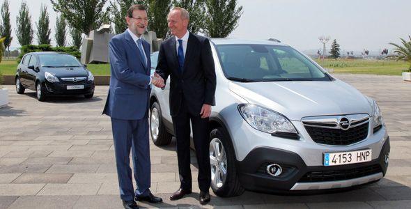 Confirmado: el Opel Mokka se fabricará en Figueruelas