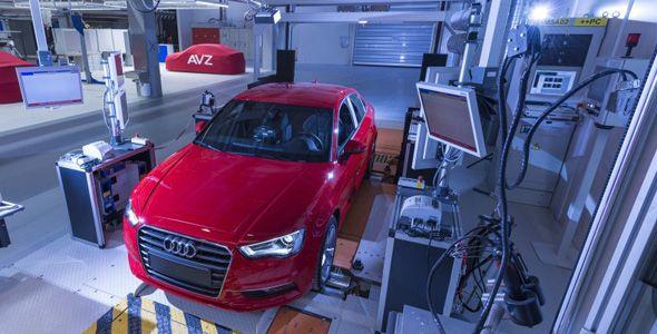 El Audi A3 Sedan 2013 se empieza a fabricar en Hungría tras invertir 900 millones