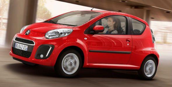 Citroën lanza el C1 Collection