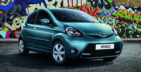 Toyota Aygo Cool Soda, por 8.865 euros
