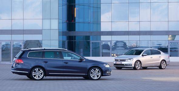 Volkswagen Passat Exclusive 2013, ya a la venta