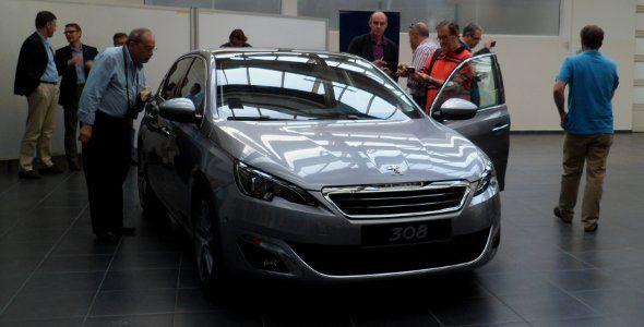 Nuevo Peugeot 308: primer contacto y motorizaciones