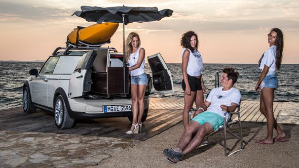 Mini Getaway Cars: soluciones para escaparte este verano con tu Mini