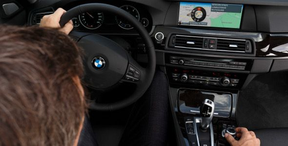 BMW ConnectedDrive: Internet, a tu servicio