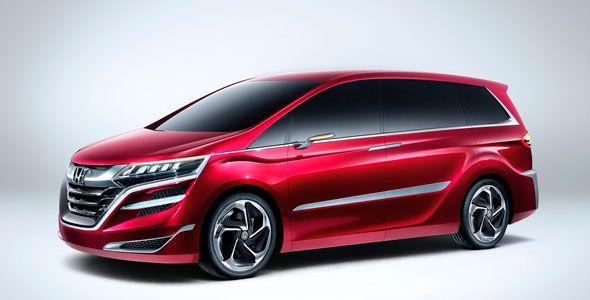 El Honda MPV se presentará en el Salón de Indonesia 2013
