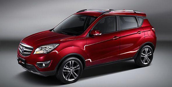 Changan prepara un nuevo SUV para Frankfurt 2013