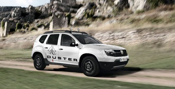 Novedades Dacia para Frankfurt 2013