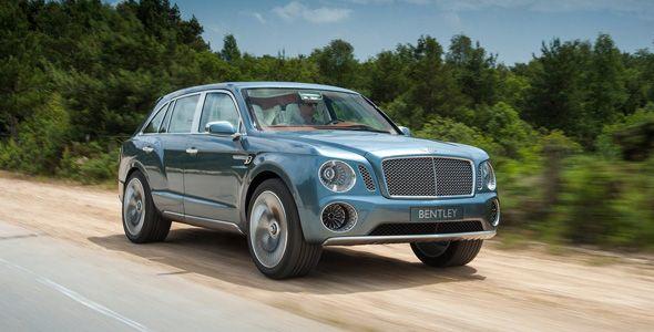 Bentley confirma la fabricación de un SUV