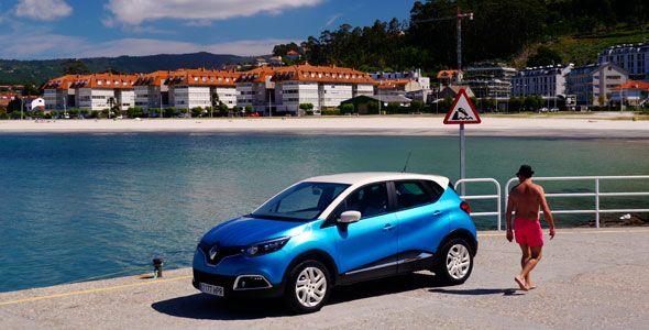 El Renault Captur contará con tres paquetes de accesorios para este verano