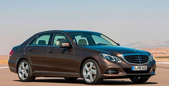 El Mercedes E 350 BlueTEC estrenará el nuevo cambio 9G-Tronic