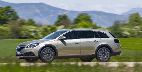 Los nuevos Opel Insignia e Insignia Country Tourer tendrán un nuevo sistema de infoentretenimiento