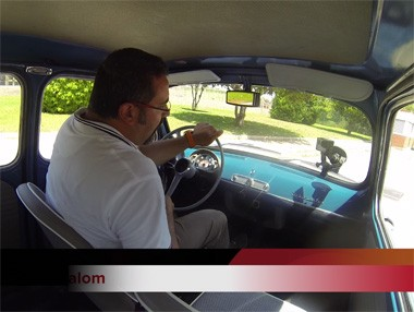 Comparativa Seat 600 1973 Vs Seat Mii 2013 en vídeo