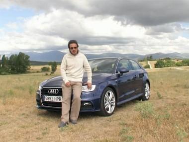 Vídeo prueba Audi A3 1.6 TDI 105 CV