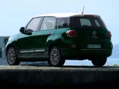 Fiat 500L Living 2013, en vídeo